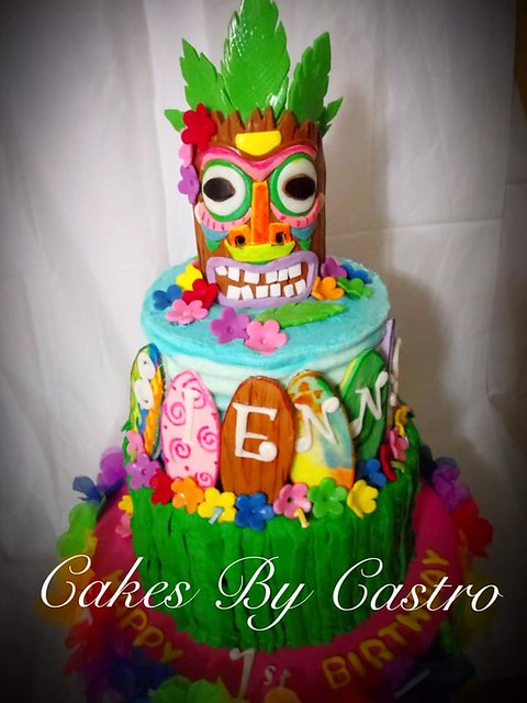 Cake from Cakes By Castro