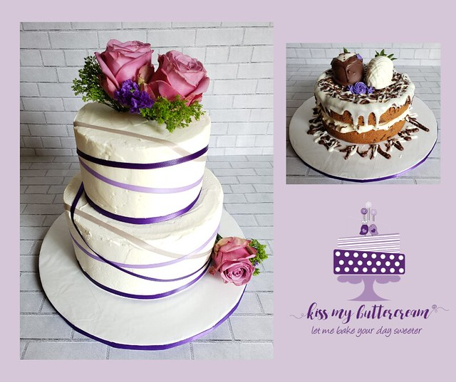 Cake by Kiss My Buttercream