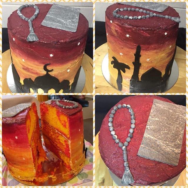 Cake by Garnett Galz