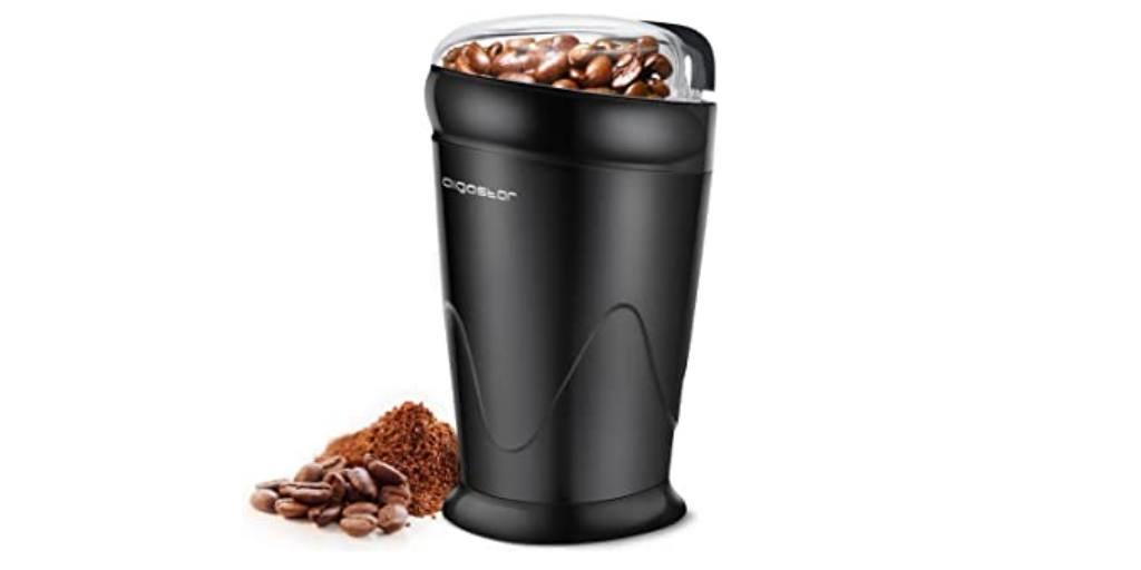 Molinillo de café con aspas eléctrico