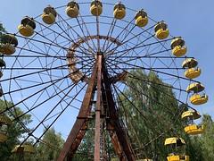 Oekraine 2019, Chernobyl Exclusion Zone, Pripyat