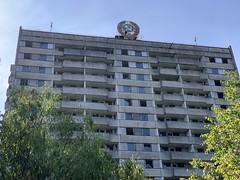 Oekraine 2019, Chernobyl Exclusion Zone, Pripyat (27)