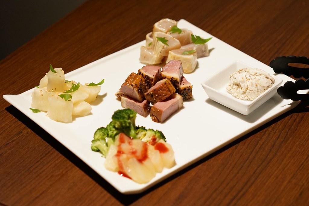 日比谷BAR WHISKY-S II_料理
