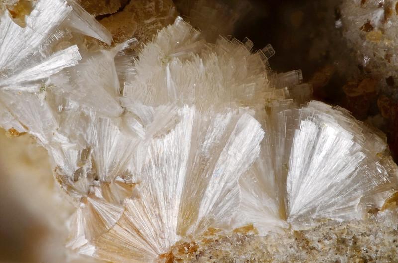 苦土フェリエ沸石 / Ferrierite-Mg