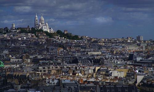 La meringue de Montmartre.