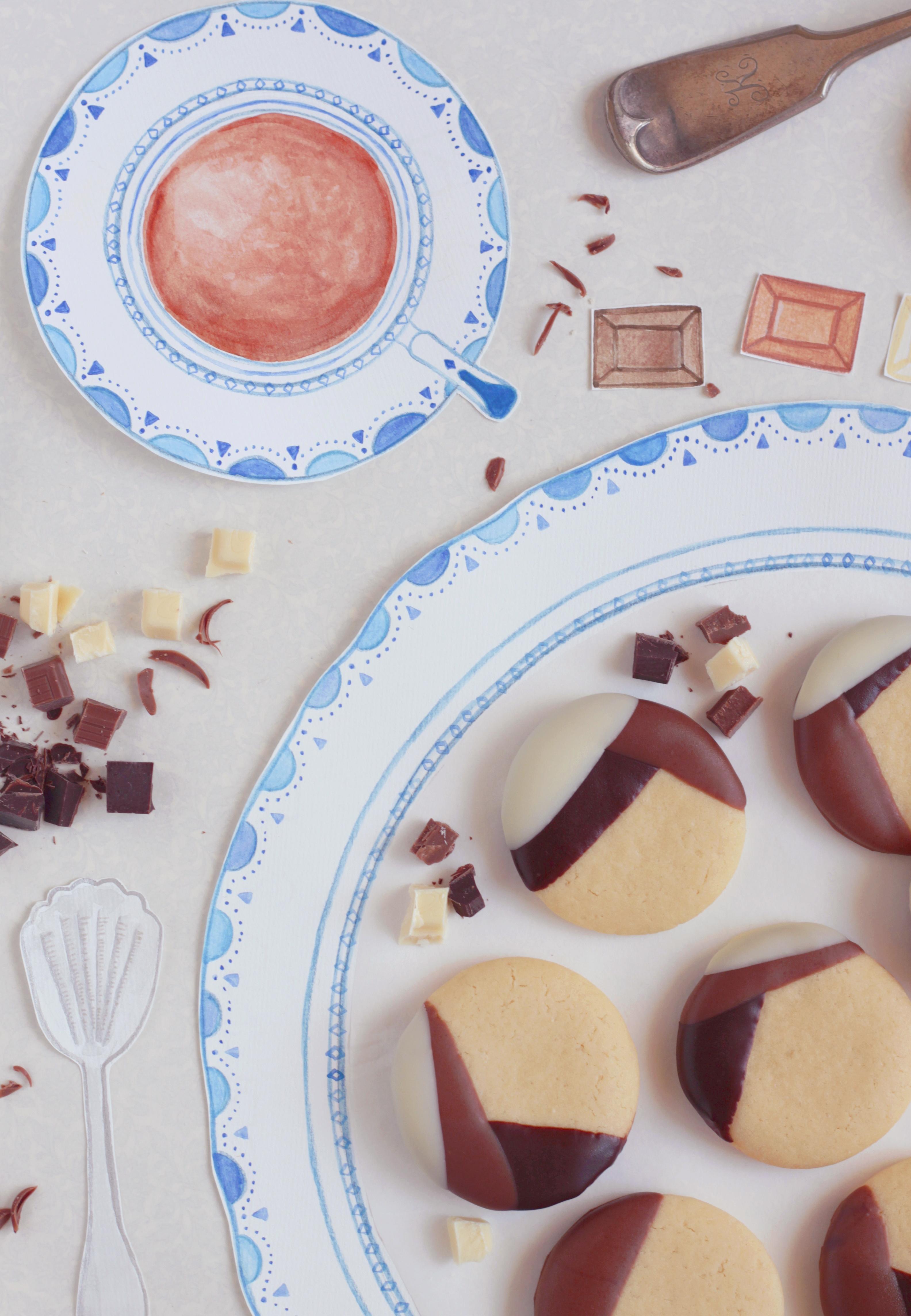 Kandinskij's biscuits