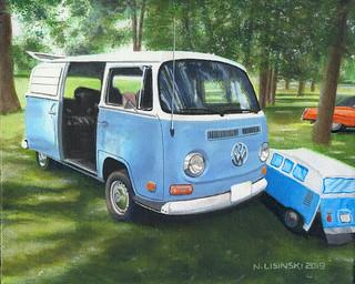 1972 VW Camper