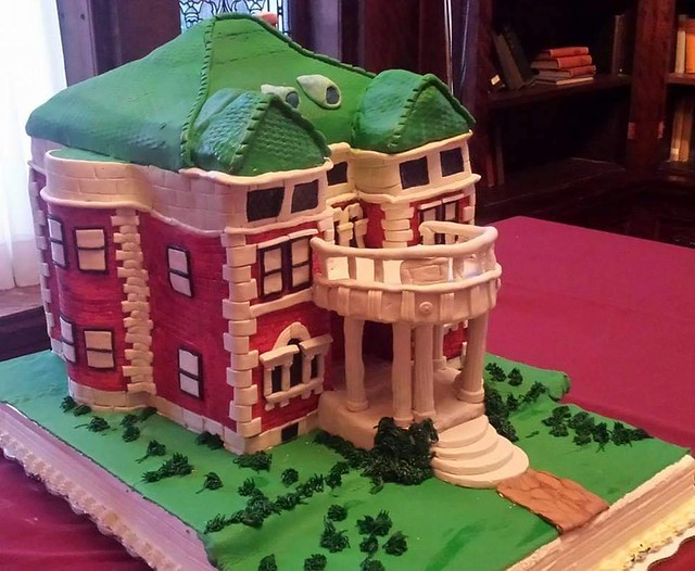 Roberson Museum Cake by Baked Euphoria Cakes & Pastries
