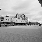 New flat space at Preston Bus Station