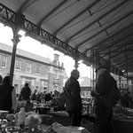 The covered market at Preston