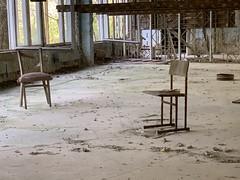 Oekraine 2019, Chernobyl Exclusion Zone, Pripyat (73)