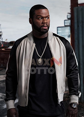 POWER THE FINAL BETRAYAL 50 CENT LEATHER JACKET