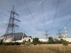 Oekraine 2019, Chernobyl Exclusion Zone, NPP (3)