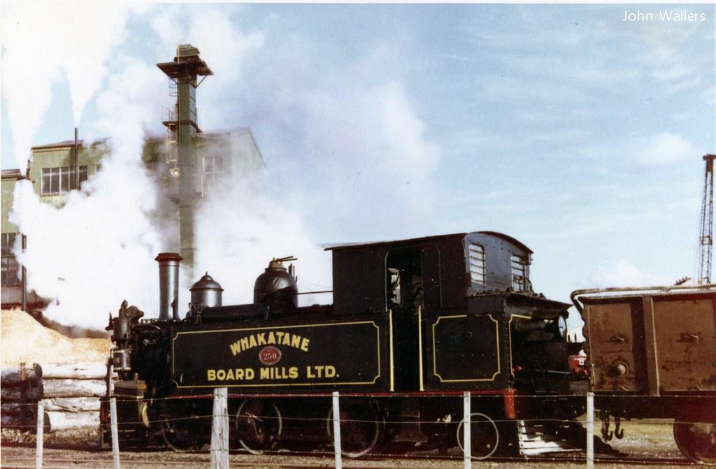 WBM's Matahina Tram ex-NZR Class FA 0-6-0ST steam locomotive