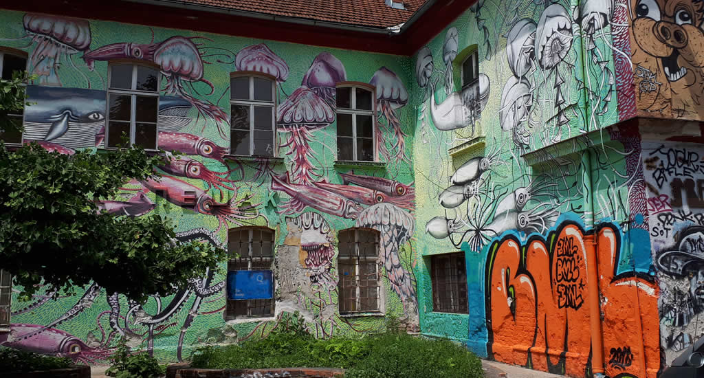Metelkova, Ljubljana | Mooistestedentrips.nl
