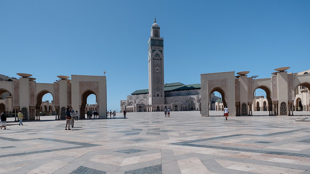 F3729 ~ The Hassan II Mosque