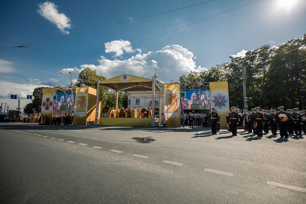 11-12 сентября 2019, День памяти преподобного Александра Невского / 11-12 September 2019, Remembrance day of saint Alexander Nevsky