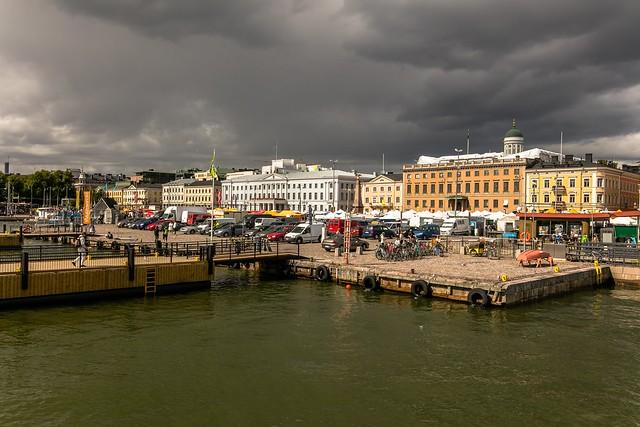I was visiting in Helsinki,Finland
