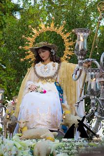 Procesión de la Divina Pastora de las almas, Motril 2016