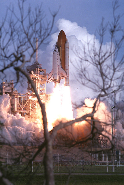 #TBT: STS-106 Launches to International Space Station – Sept. 8, 2000