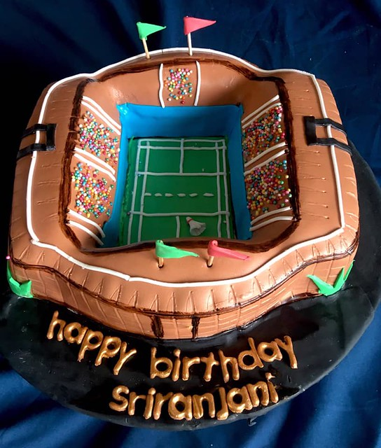 Cake by Madhuri Samudrapu