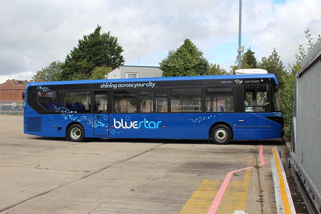 271 HF69CNA Bluestar