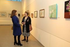 VIII Muestra Colectiva de Pintura y Dibujo UCSC