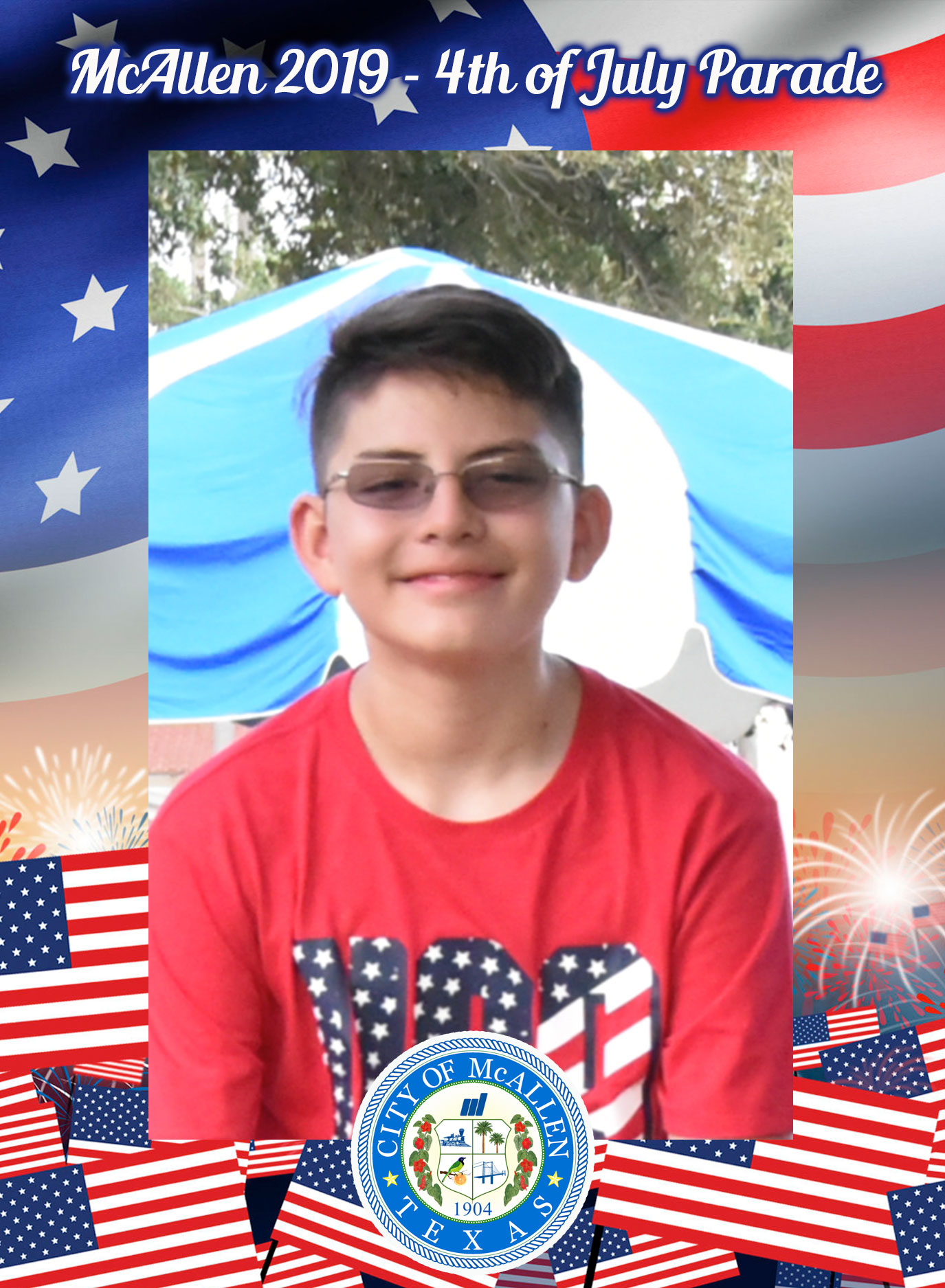 McAllen 4th of July Parade 2019 – Faces Part 1