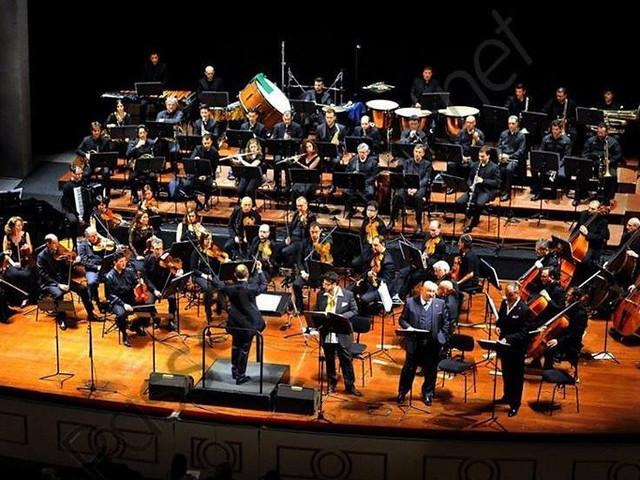 orchestra città metropolitana di bari