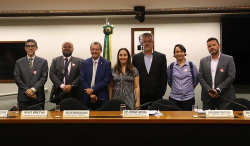 12.09.2019 - Audiência na Câmara dos Deputados sobre consórcios