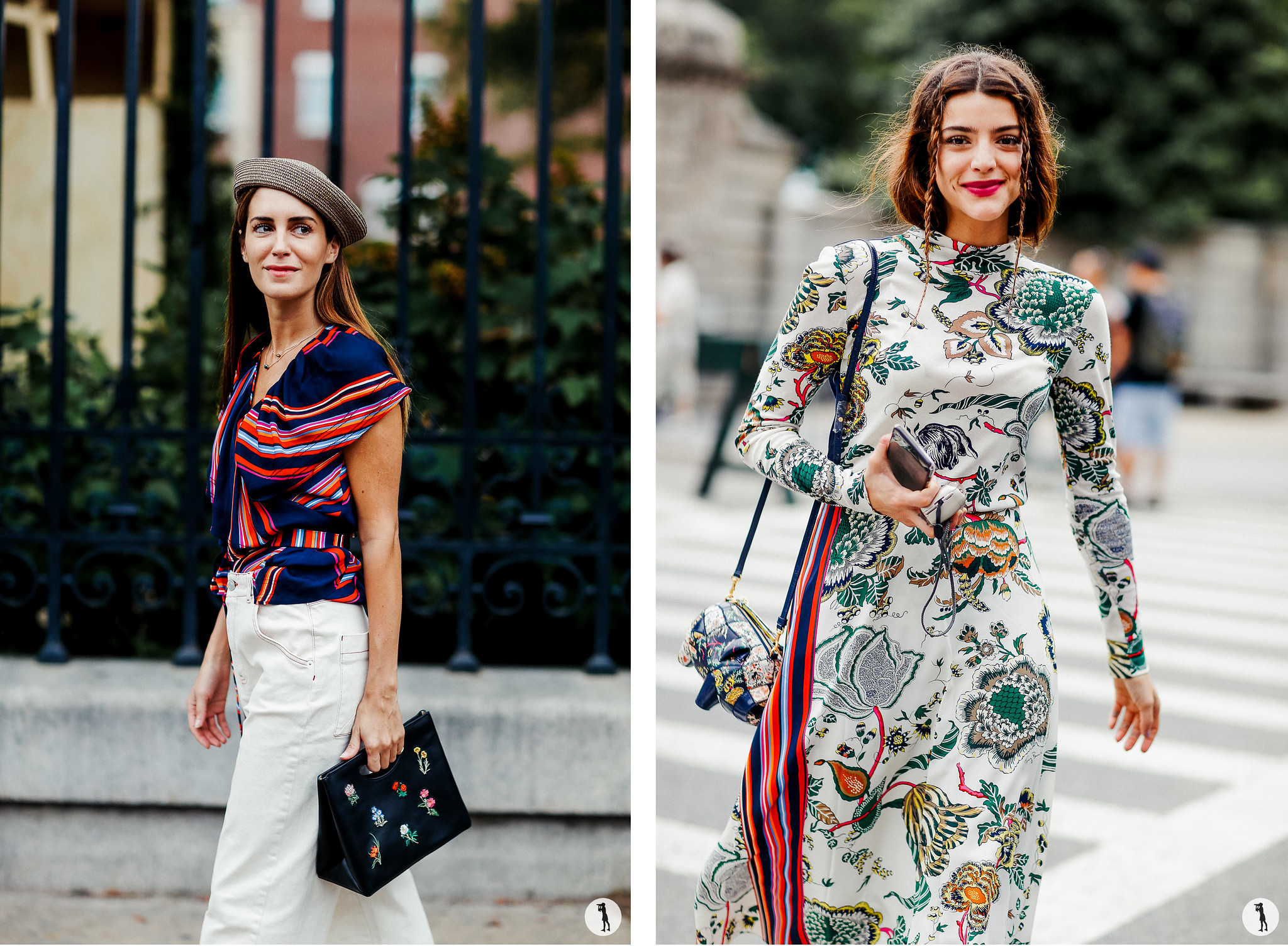 Street style - New York Fashion Week SS19