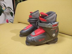 Dětské boty Dalbello, velikost 17,0 - titulní fotka