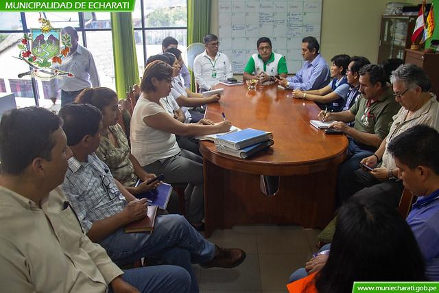 Centros de salud de Echarati, Pampa Concepción y Palma Real serán transferidos a la red de salud La Convención