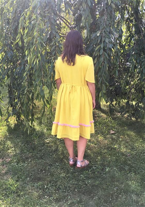 Simplicity 8689 Dress
