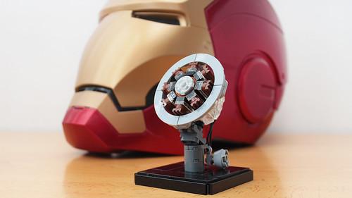 The proof that Tony Stark has a heart