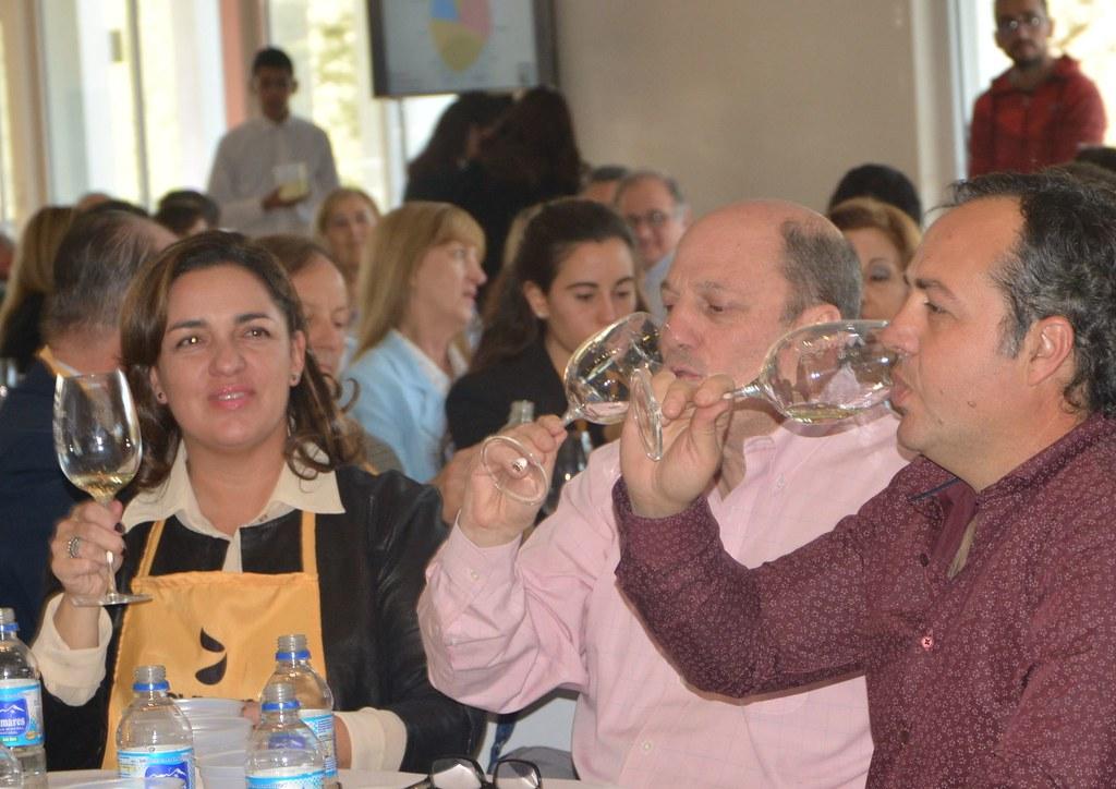 2019-09-12 PRODUCCIÓN: Mañana se conocerán los mejores vinos de San Juan del 2019