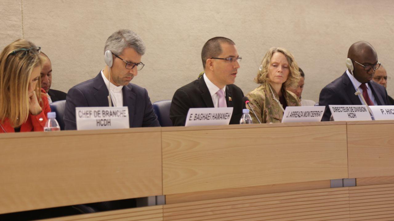 Mnoal prepara declaración de Naciones Unidas sobre impacto negativo de medidas coercitivas unilaterales