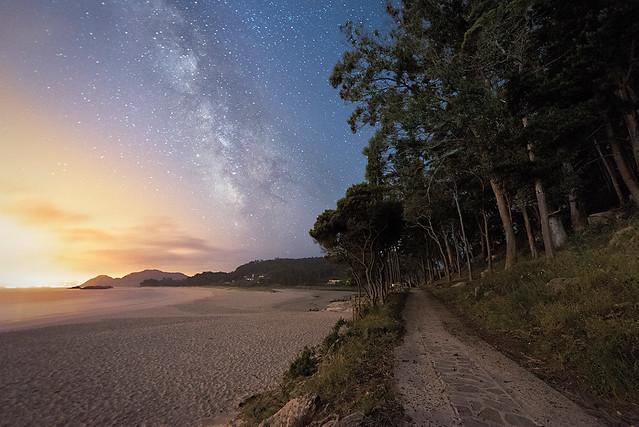 Praia de Rodas - Illas Cíes - Copyright Daniel Llamas