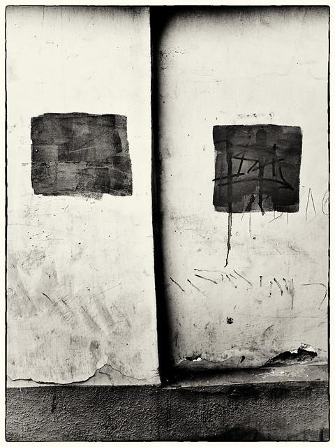 wall art abstract minimalism