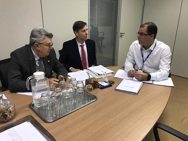 12/09/2019 Audiência IBAMA sobre rodovia Rota do Sol (RS-153)