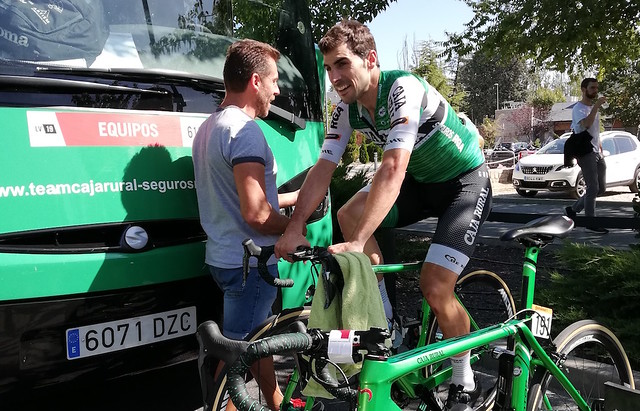 Etapa 18 La Vuelta 2019 (Colmenar Viejo - Becerril)