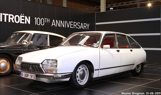 Citroën GS 1015 Club 1971