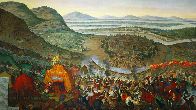 Batalla de Kahlenberg - Viena 1683