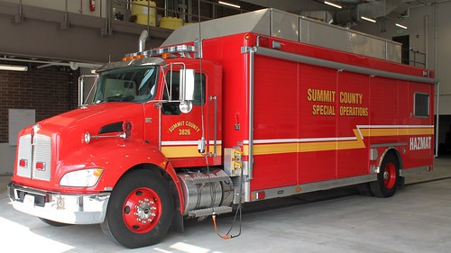 Akron Fire Department/ Summit County Hazmat | by Seluryar