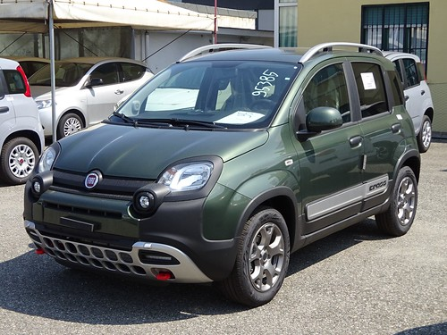 2019 Fiat Panda Cross Photo