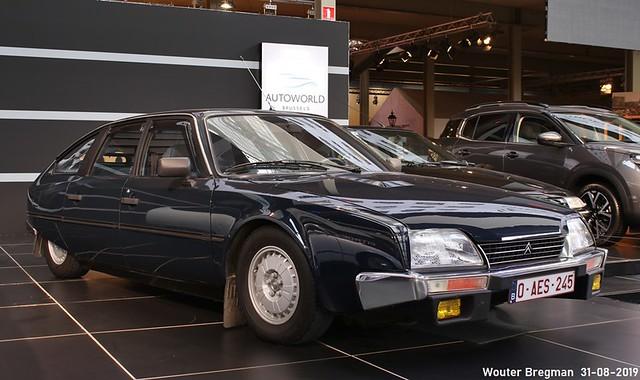 Citroën CX 2400 Reflex 1982