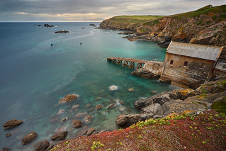 Lizard Point old lifeboat station - 1