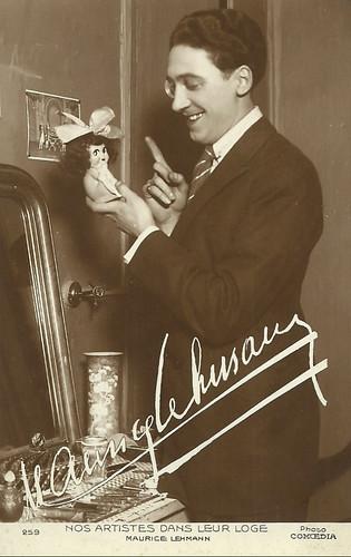 Maurice Lehmann