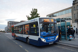 Stagecoach North East: 39660 / NJ08CSO