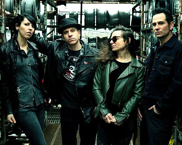 美國另類金屬樂團 Life of Agony 發布單曲 Scars 官方影音並預告專輯 The Sound Of Scars 1